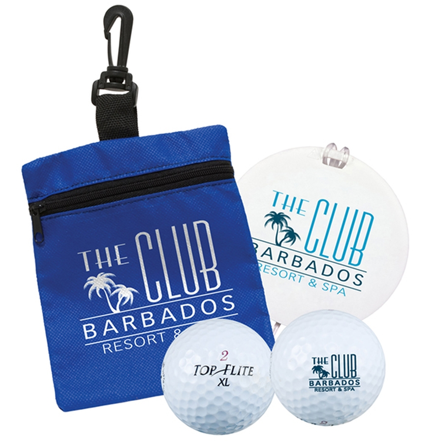 Golf Tag in a Bag Gift Kit